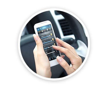 Kontrola a ovládání spotřebičů, oken i dveří