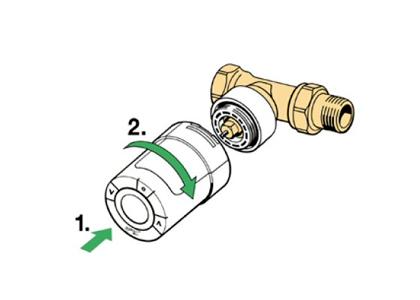 Snadná montáž bez kabelů